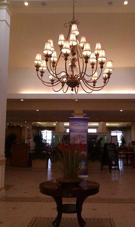 Hilton Garden Inn Outer Banks/Kitty Hawk : lobby