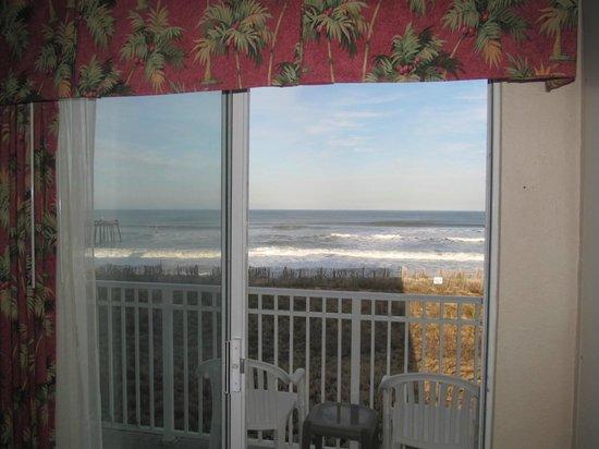 Hilton Garden Inn Outer Banks/Kitty Hawk: ocean view