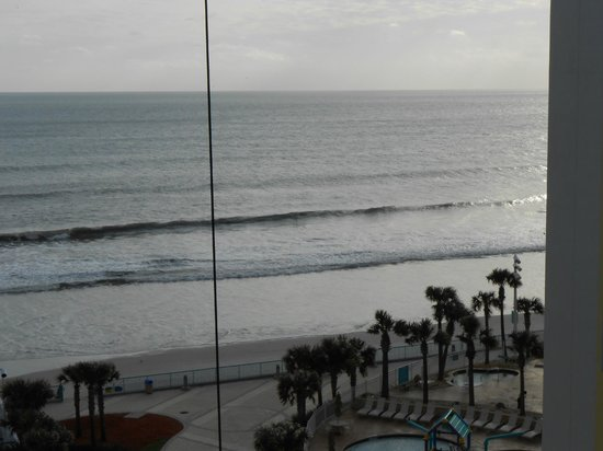 ‪‪Daytona Beach Regency‬: View from window‬