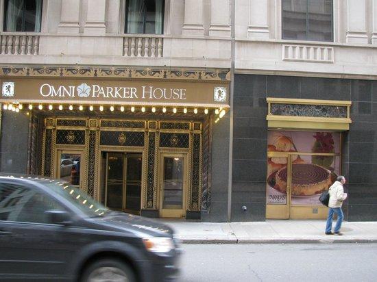 Parker's Restaurant: Omni Parker Hotel