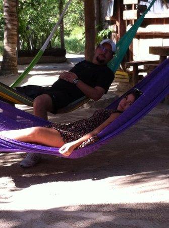 Hostel & Cabanas Ida y Vuelta Camping: ida y vuelta