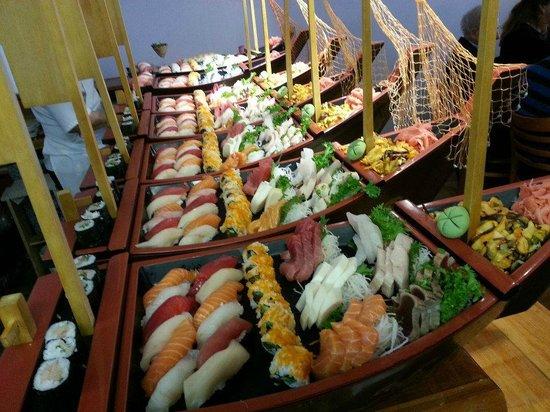 Edo Sushi: Sushi Fest!