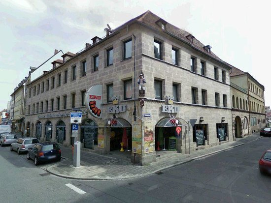 Eku Inn Nürnberg Speisekarte