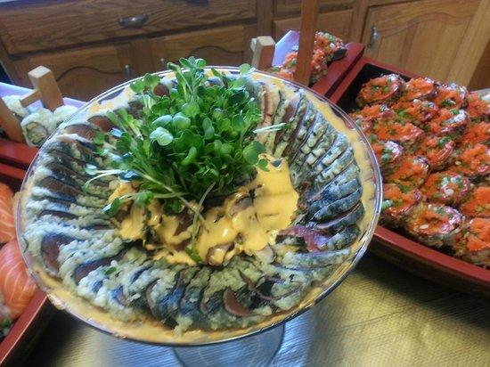 Edo Sushi : Tuna Martini - Extra Large