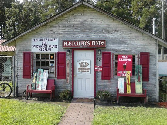 Fletcher's Finds and Deli: This is the place!