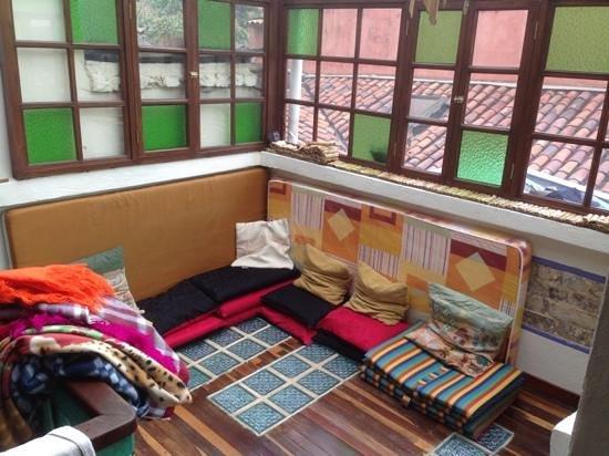 Sayta Hostal: Sayta hostel