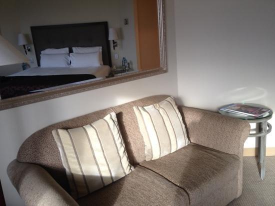 InterContinental Adelaide: bedroom