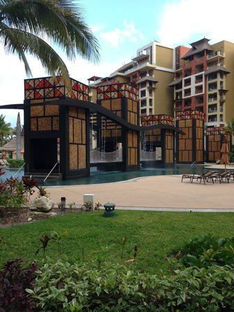 Villa del Palmar Cancun Beach Resort & Spa: View from the ground