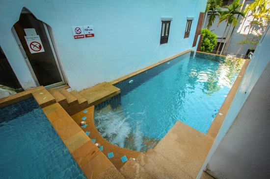 Ben's House: Adult's pool (1.5m)