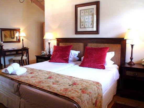 De Hoek Manor: Luxurious en-suite bedrooms