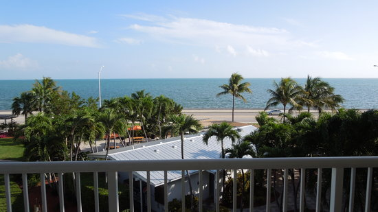 Hyatt Windward Pointe: View from our balcony