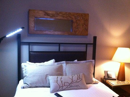 Copper Point Resort: Comfortable bed