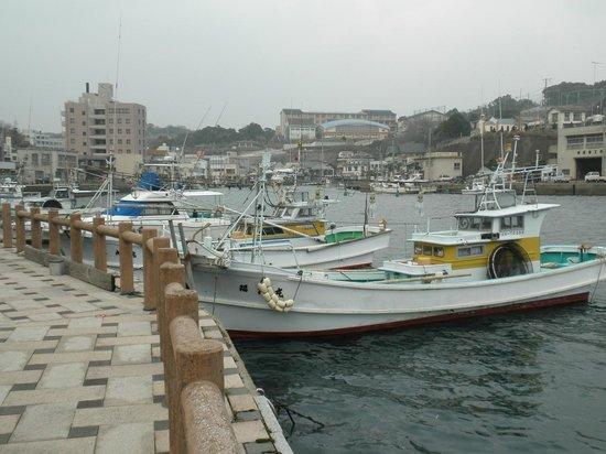 Ikijima : 郷ノ浦港