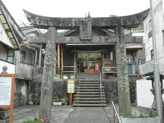 Ikijima : 塞神社