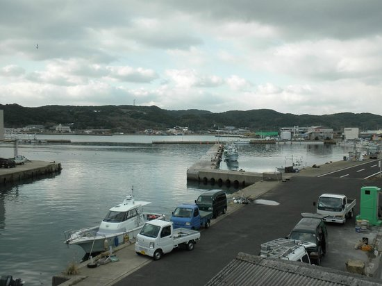 Ikijima : 芦辺港