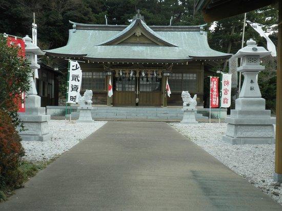 Ikijima: 壱岐神社