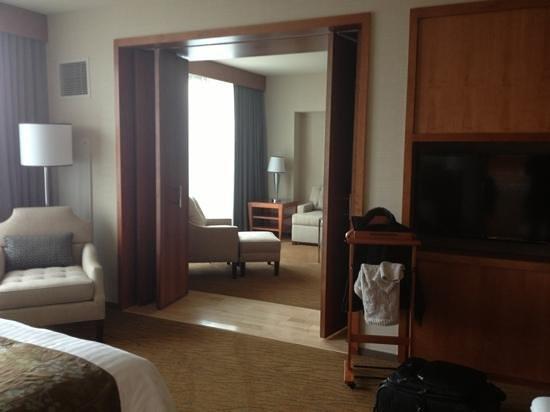 Omni San Diego Hotel: suite