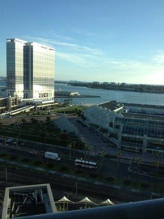 Omni San Diego Hotel: view