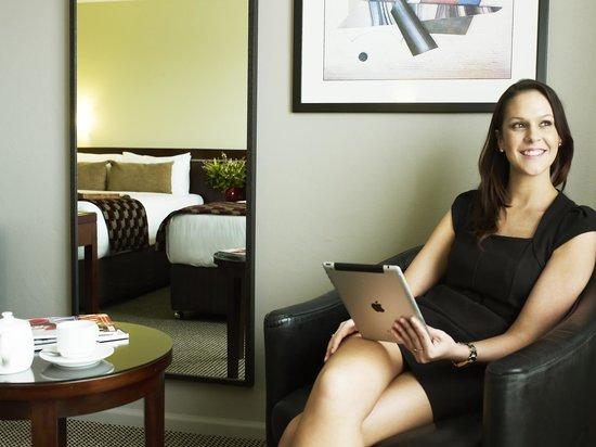 Rydges Parramatta: In Room