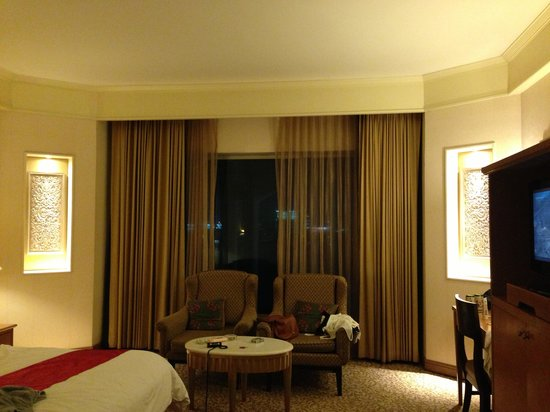 Indra Regent Hotel: junior suite