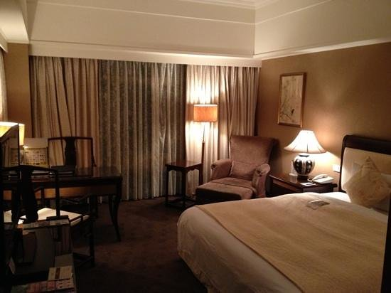 Hotel Kuva Chateau: 行政房一景
