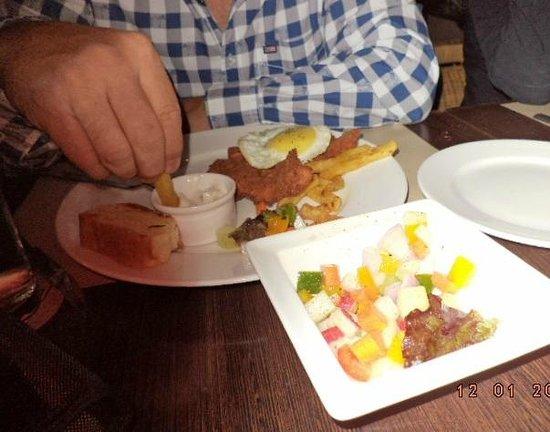 Highnote Bar: Wieiner Schnitzel