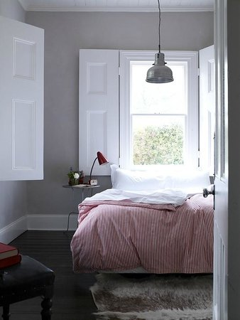 The White House: bedroom 1