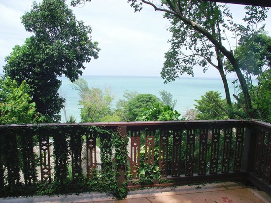 Centara Villas Phuket: View from our balcony