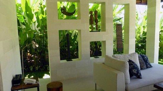 Villa Bali Asri Batubelig: des antiquités