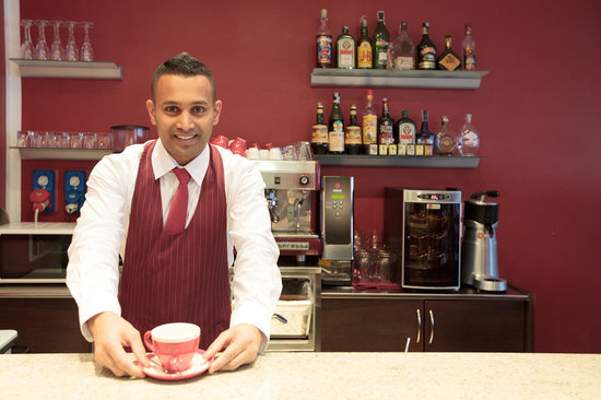 Oasi Village Hotel & Resort: Cappuccino tradizionale