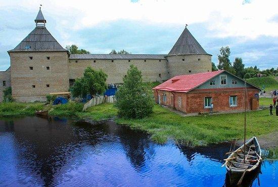Staraya Ladoga Archeological Museum Preserve