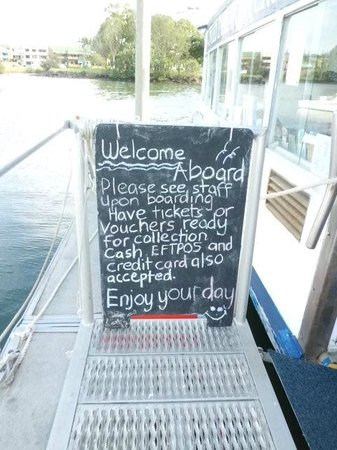 Tweed Endeavour Rainforest Cruise: Tweed Endeavour Rain Forest Cruise III