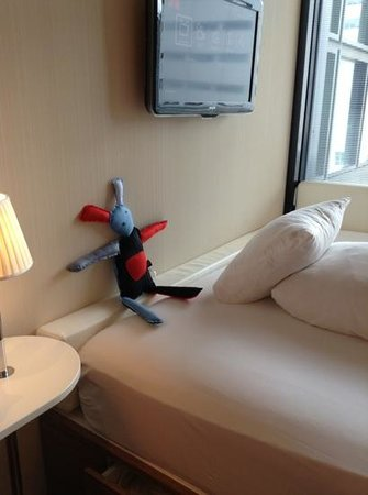 citizenM Glasgow: the welcoming committee