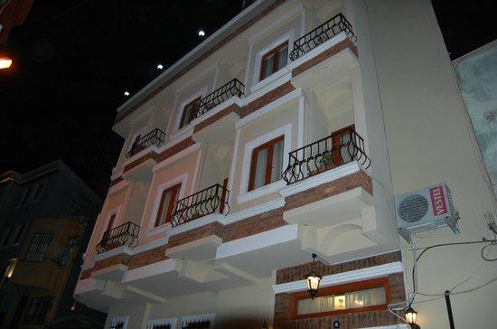 Berce Hotel: hotel