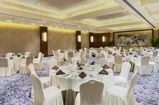 Shenye holiday inn hot spring resort bantang meeting room western