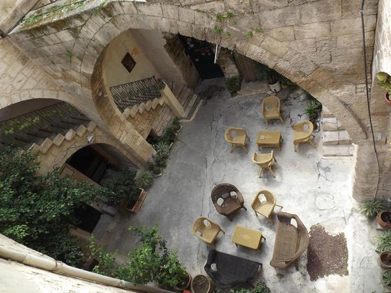 Fauzi Azar Inn by Abraham Hostels: A beautiful and serene little castle ...