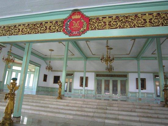 Solo, Endonezya: Kraton Mangkunegara