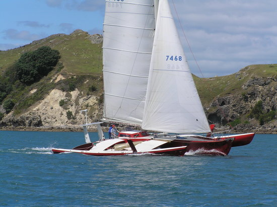 Te Kaihau Yacht Charters day trips