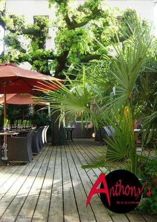 Anthony's Kitchen : Sommergarten