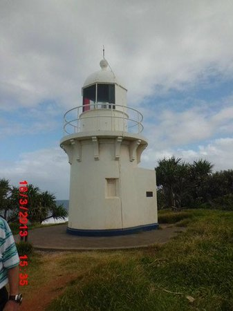 Fingal Head Light House New South Wales Australia