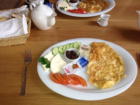 Arnes Hotel Vienna: breakfast