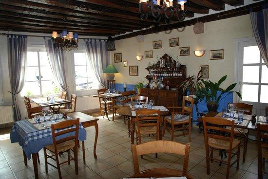 Cote Loire Auberge Ligerienne: salle à manger