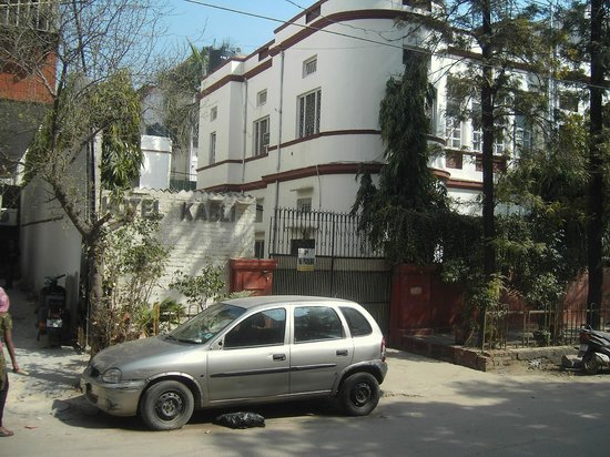 Hotel Kabli: From the street