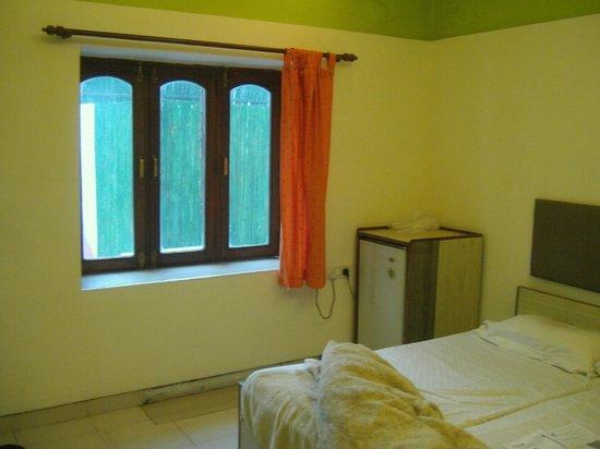 Hotel Kabli: Room is basic but comfortable