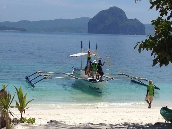 El Nido Resorts Lagen Island: Entalula