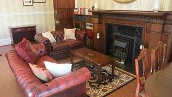 Newfield Hall: Lounge