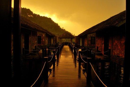 Vedana Lagoon Resort & Spa: Spa Area
