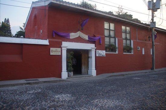 Las Farolas Hotel: facade hotel