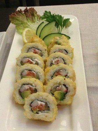 Fuji : Maki en tempura