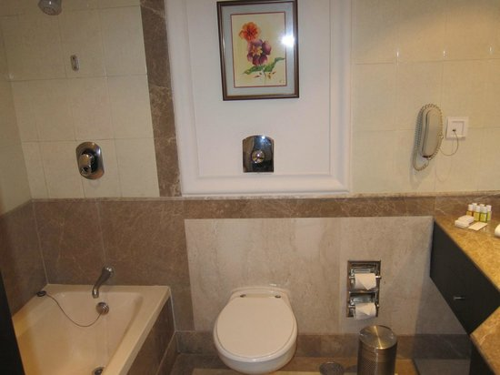 Ramada Plaza JHV Varanasi: Bathroom